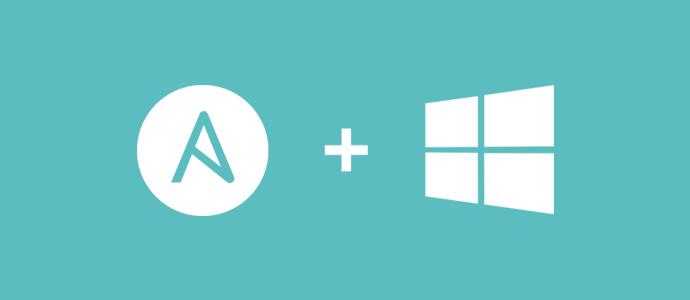 Ansible + Windows: o básico, NTLM, DSC emais.